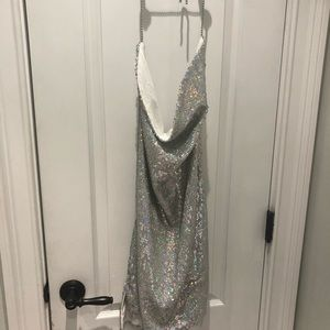 Dresses & Skirts - Paris Hilton & Kendal Jenner Inspired Sequin Dress